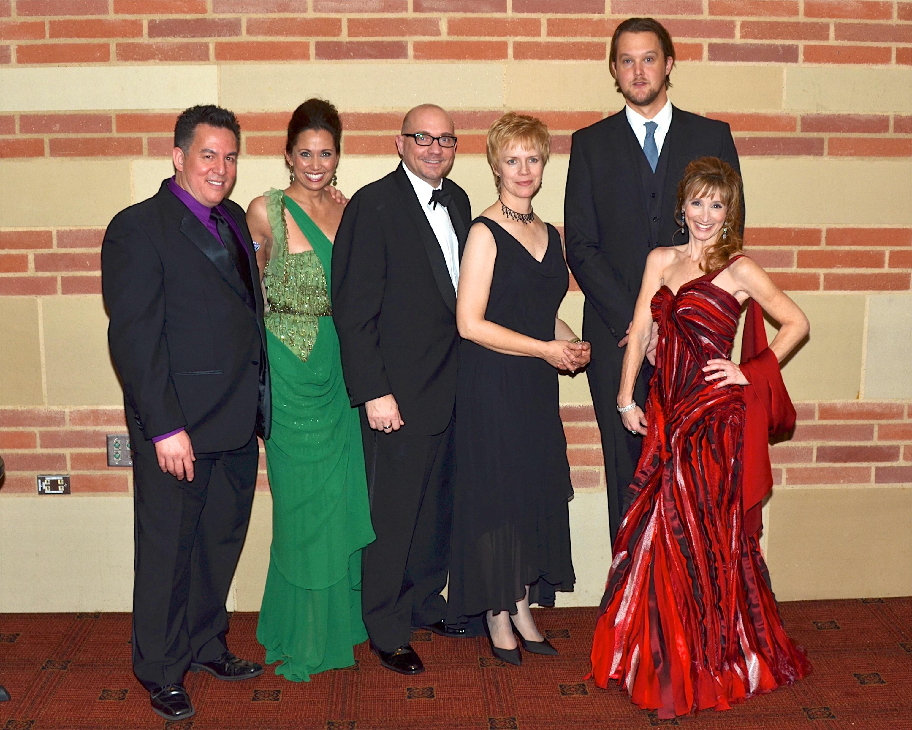 David Dirks, Diana Lansleen, Brian & Peggy Ochab, Jeff Jones & Me