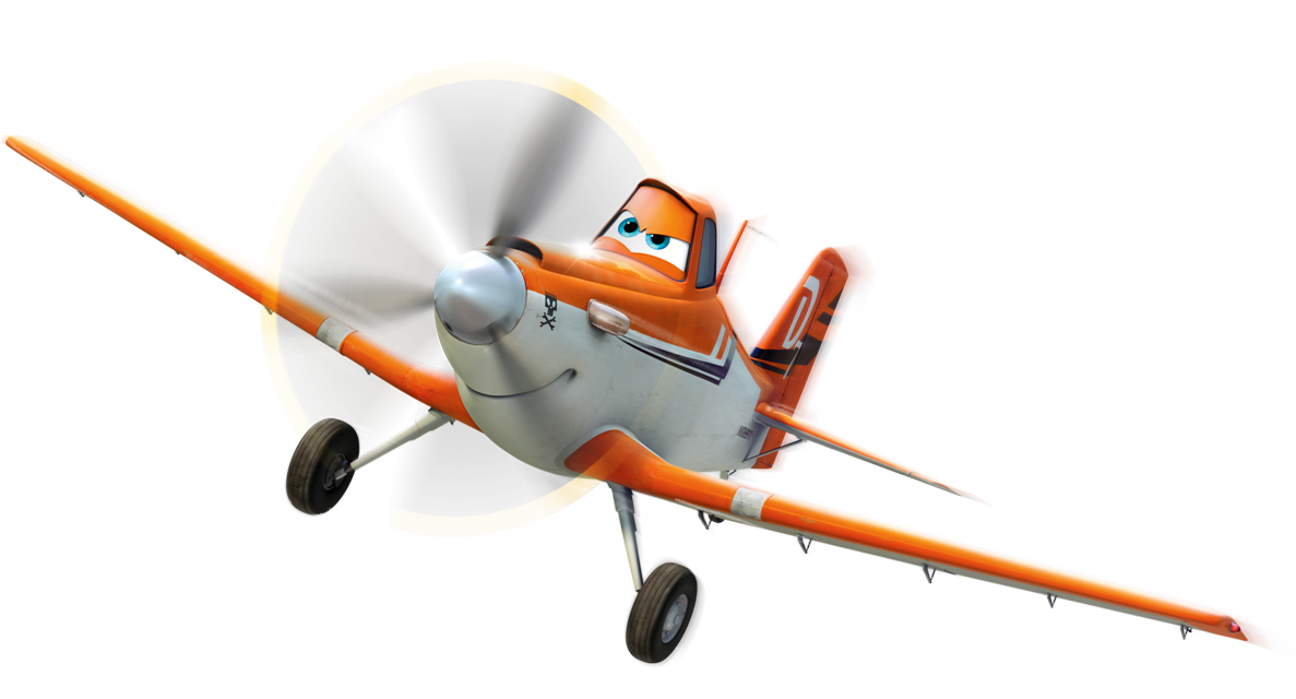 "Dusty from ""Planes"""