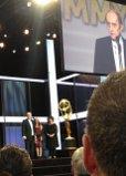 Bob Newhart 1st Emmy!