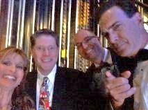 Bob Bergen, Tony Bancroft & Patrick W.