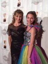 Sabrina & I on the Red Carpet