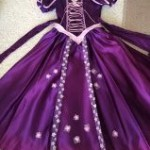 Rapunzel Finished dress